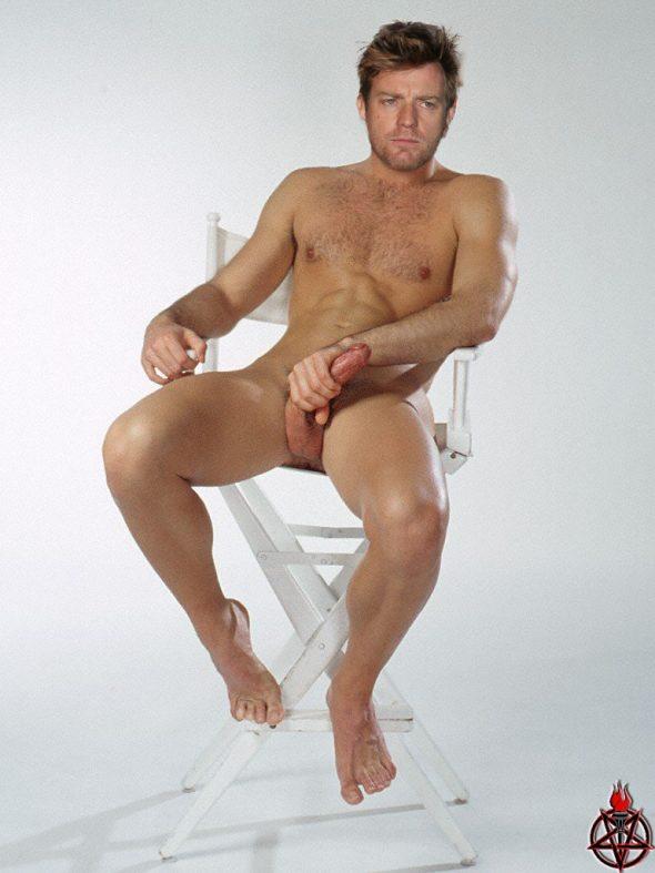 Mcgregor naked ewan PHOTOS: Eight